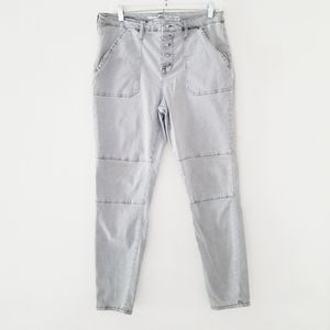 Mossimo casual outdoors hiking pants button